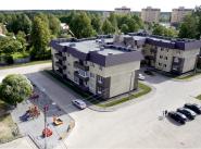 Новостройка ЖК на ул. Заводская
